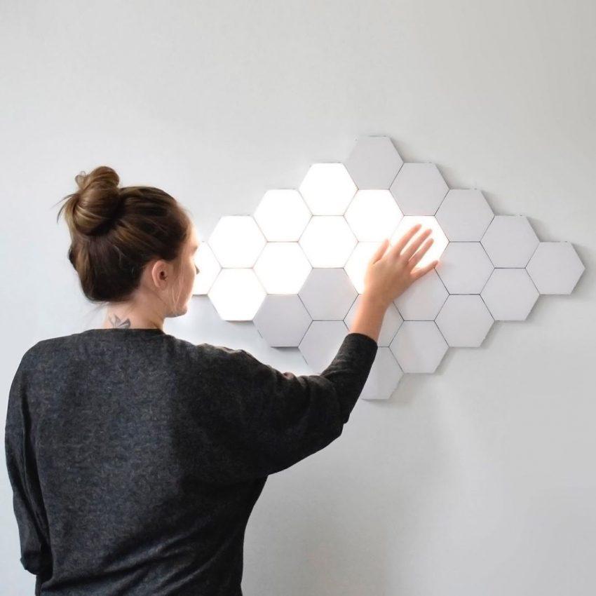 Décoration - lampes modulables