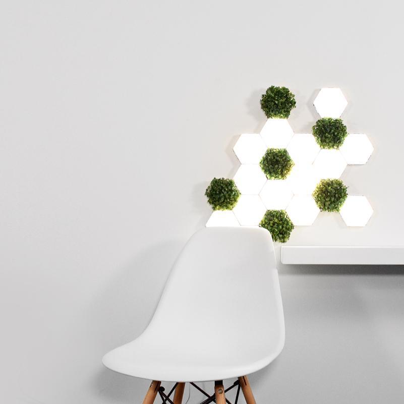 Décoration scandinave - luminaire