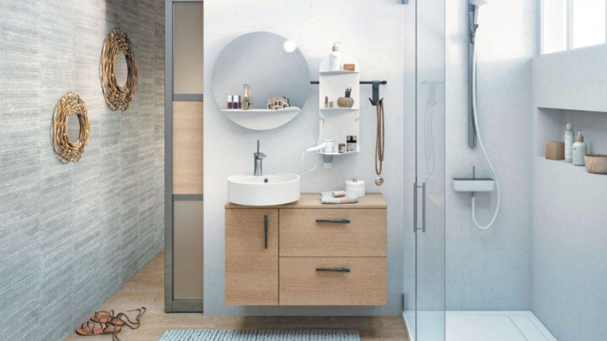 Astuces pour aménager une petite salle de bain