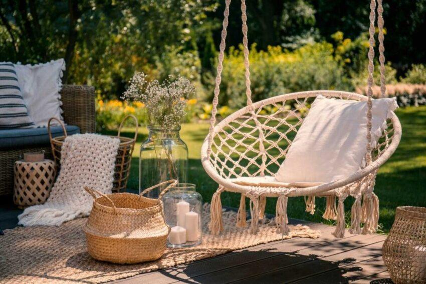 Coussins et tapis pour une décoration bohème élégante et actuelle